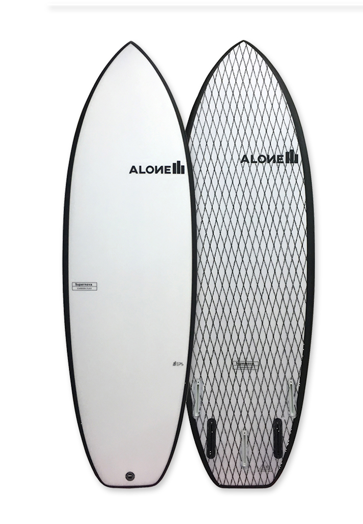 Alone surfboards supernova