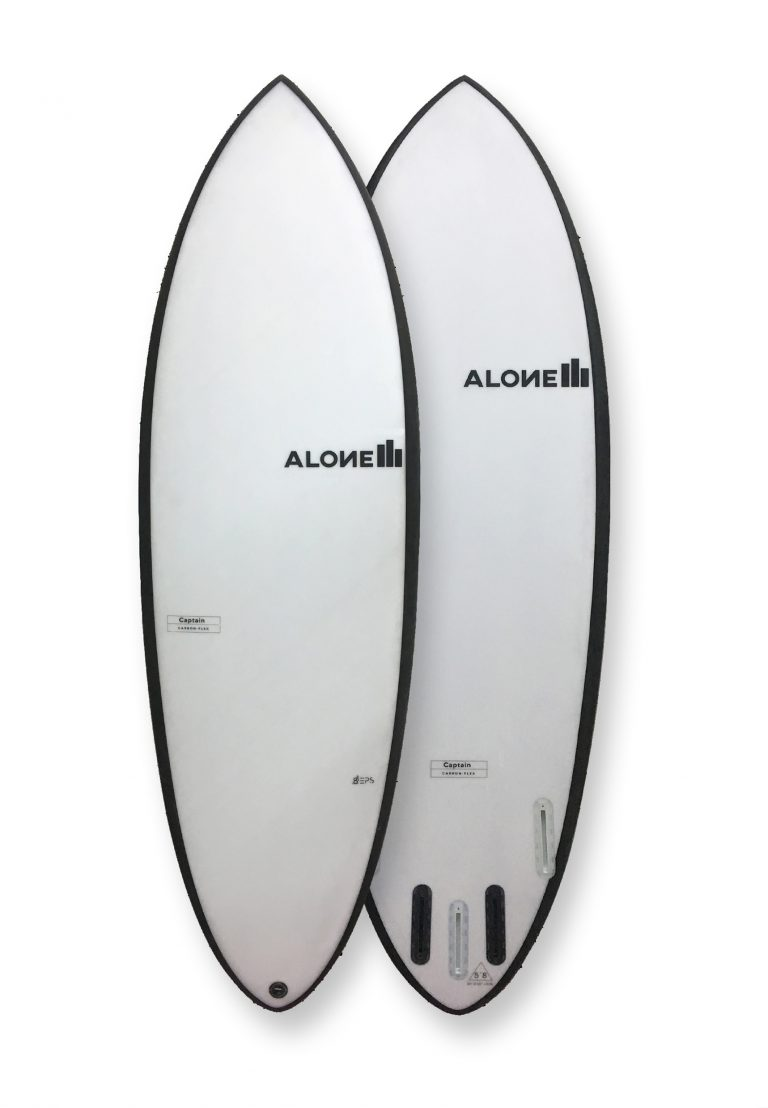 CAPTAIN Alone surfboards