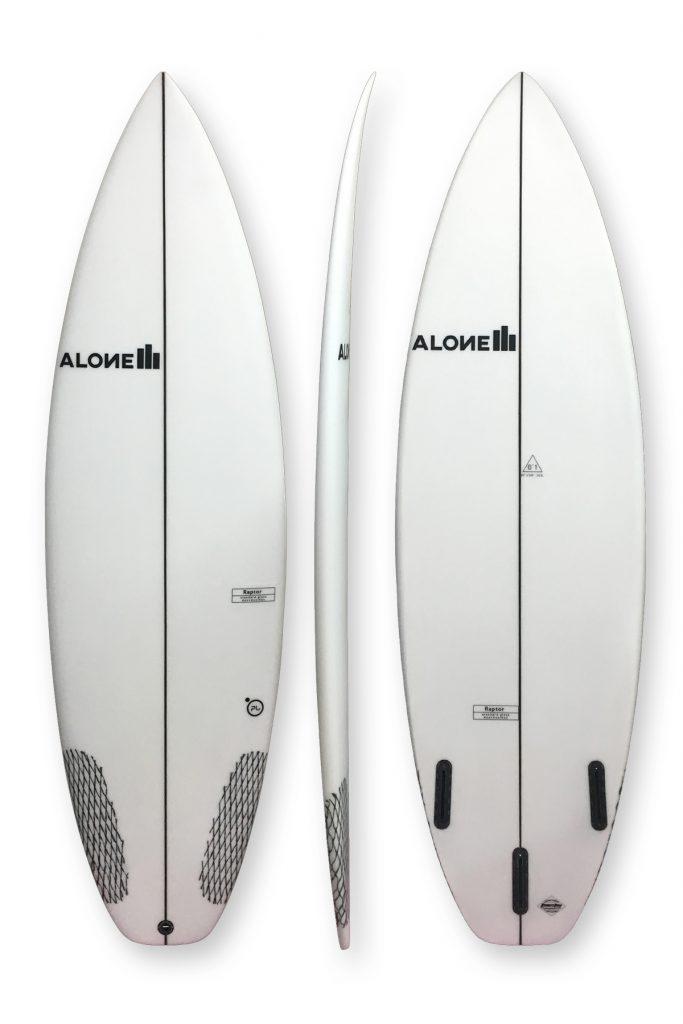 Alone surfboards Raptor