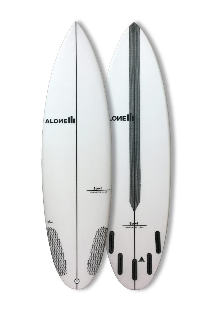 Alone surfboards bowl pu