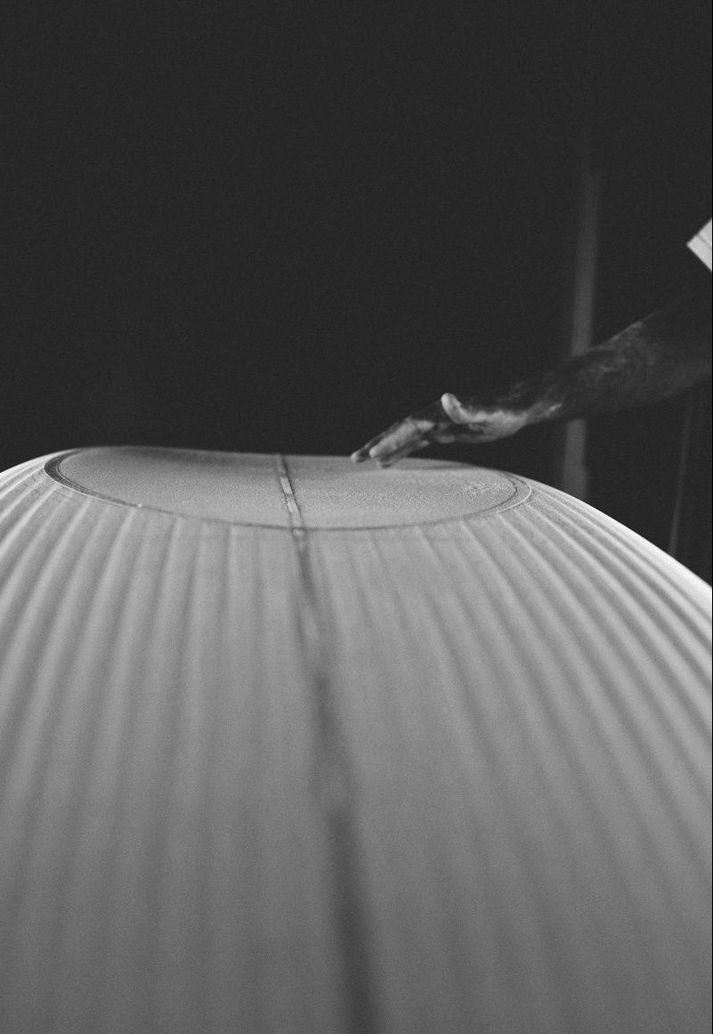alone surfboards shaper