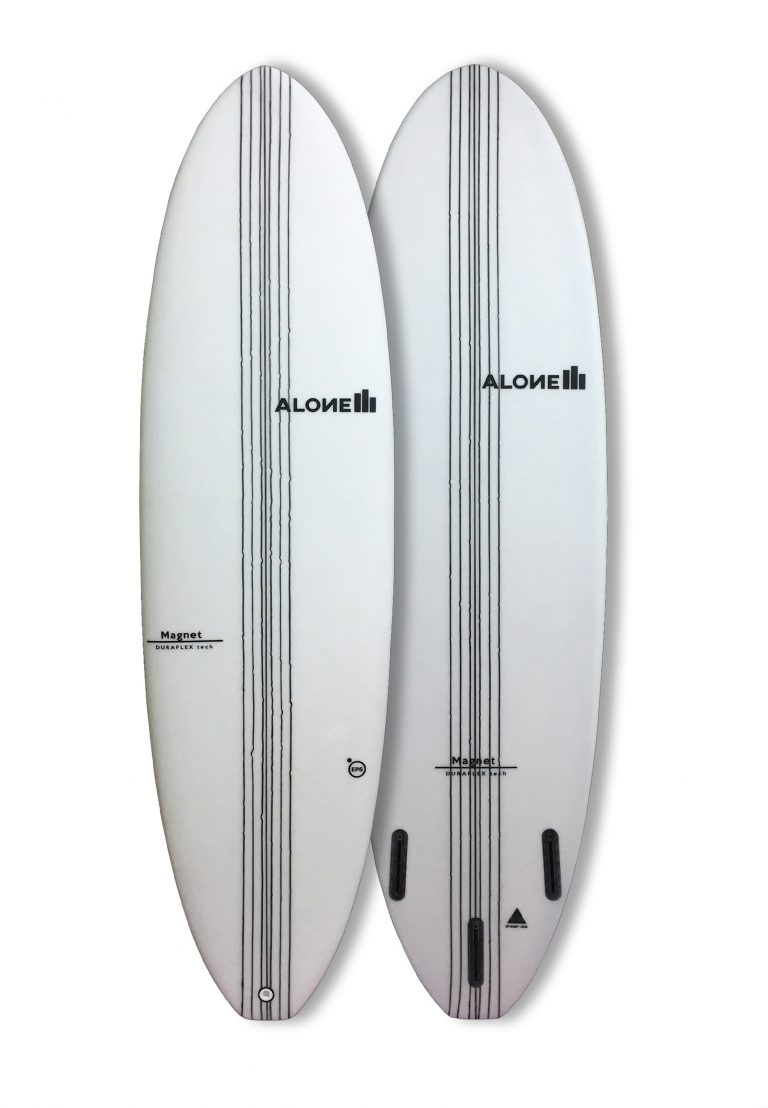 magnet Alone surfboards