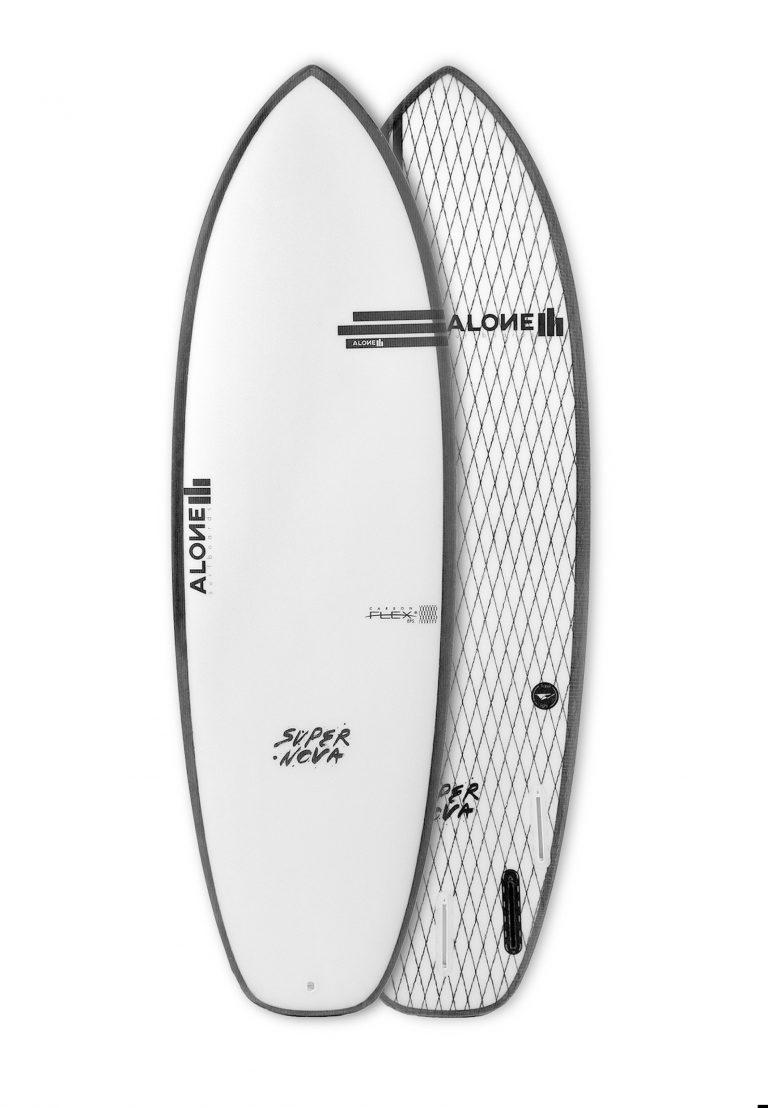 supernova Alone surfboards