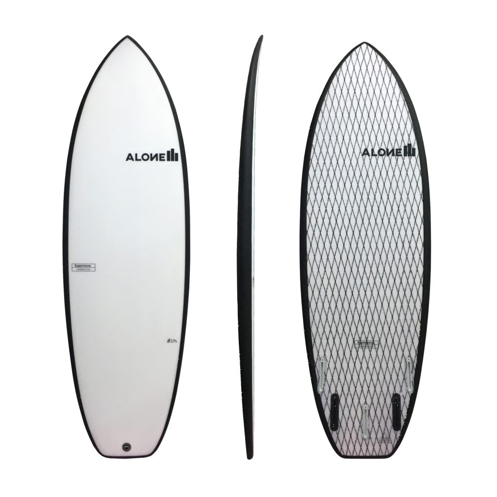 Alone surfboards supernova eps