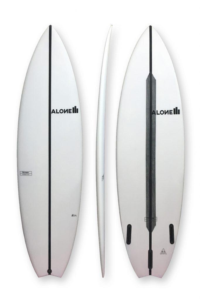 Alone surfboards thirteen eps